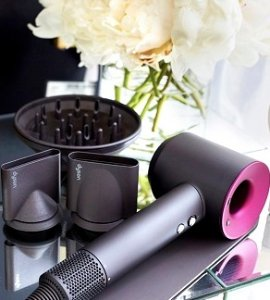 3X Points Dyson Supersonic Hair Dryer @ Sephora.com