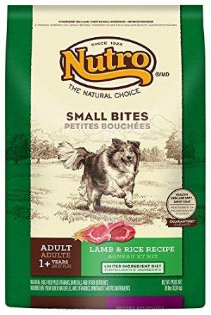 NUTRO Adult Dry Dog Food Lamb 30Ibs
