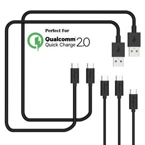 $5.99 Anypro 5 Pack micro USB cables