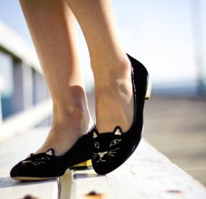 Up to $175 Off Charlotte Olympia Shoes Purchase @ Saks Fifth Avenue