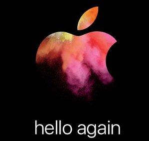 你们要的新款Macbook来了!关注苹果10月27日Mac发布会直播并参与抽奖即有机会获得Apple Airpods