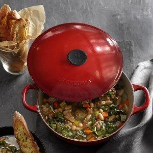 Le Creuset Cast-Iron Chef's Oven, 2 3/4-Qt., Red | Williams Sonoma