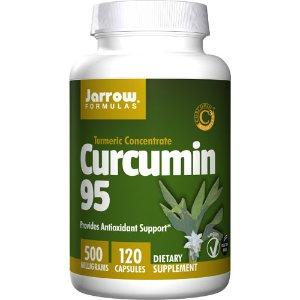 Jarrow Formulas Curcumin 95™ -- 500 mg - 120 Capsules