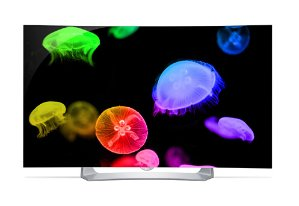 LG Electronics 55EG9100 55 Inch 1080p Curved Smart OLED TV  (2015 Model)
