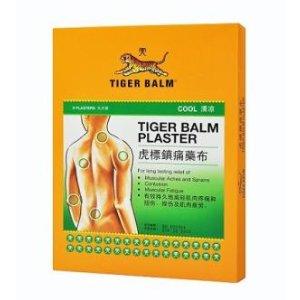 Sasa.com: Tiger Balm, Plaster Cool (9 piece)