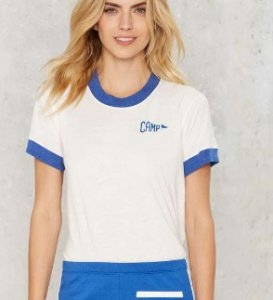 Starts From $38 Graphic T-Shirts @ Nasty Gal