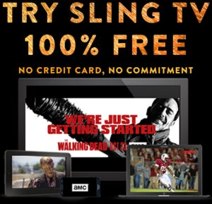 Free New Sling TV Customers: Sling TV Preview