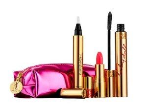 $60+送too faced迷你腮红高光盘!Sephora精选Yves Saint Laurent超值彩妆套装热卖