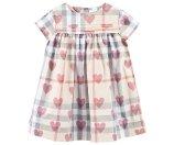Burberry Classic Check and Heart Dress | AlexandAlexa