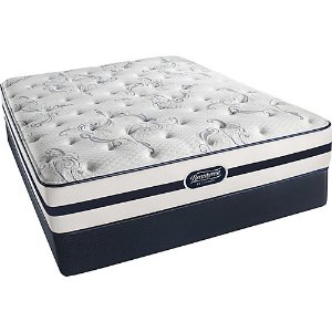 Simmons Beautyrest Recharge Adda II Plush Mattress