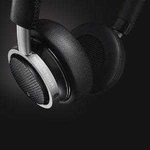 Philips M1MKII Fidelio Headphones with Mic, Black