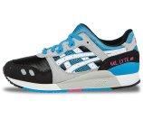 Asics Gel Lyte III GS Kid's Shoe black/white