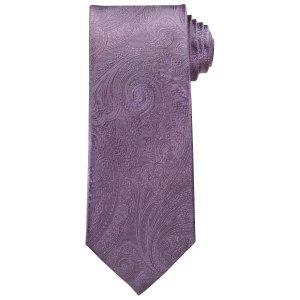 Signature Tonal Paisley Tie CLEARANCE - Ties   Jos A Bank