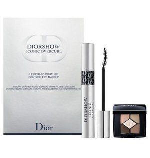 DIOR Diorshow Iconic Overcurl Mascara and 5 Color Eyeshadow Mini Palette @ Lord & Taylor