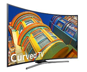 "$799.99 Samsung UN55KU6500 Curved 55"" 4K Ultra HD LED Smart TV"