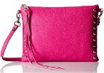 $64.59 Rebecca Minkoff Jon Cross-Body with Studs Cross-Body Bag