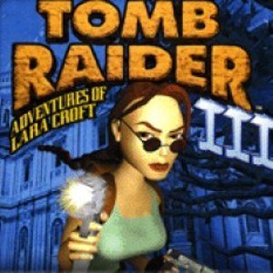 Tomb Raider III (PSOne Classic) on PS3, PS Vita