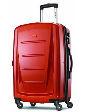 $114 Samsonite Luggage Winfield 2 Fashion HS Spinner 24