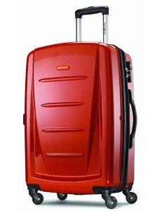 $102.99 Samsonite Luggage Winfield 2 Fashion HS Spinner 24