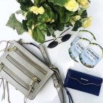 Free Key Fob With Orders over $150 @ Rebecca Minkoff