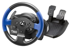 Thrustmaster T150 Force Feedback Racing Wheel (PS4)