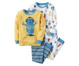 4-Piece Snug Fit Cotton PJs | Carters.com