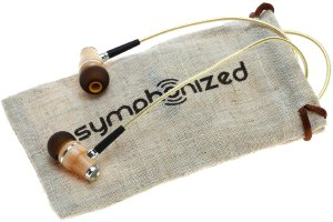 Symphonized NRG 2.0 Wood In-ear Headphones