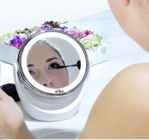 Kealive 5倍放大化妆镜