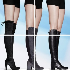 New Arrival! Stuart Weitzman Over the Knee Boots @ Saks Fifth Avenue