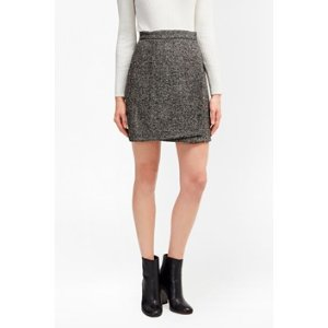 Rupert Tweed Wrap Mini Skirt   Flash Sale   French Connection Usa