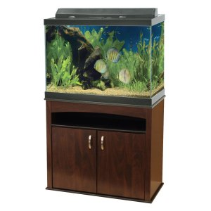 Aqueon® 65 Gallon Aquarium Ensemble