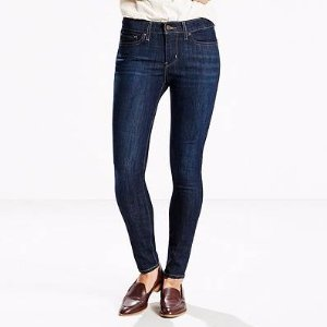 711 Skinny Jeans   Painted Clouds  Levi's® United States (US)
