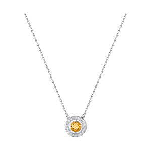 Forever Birthstone Necklace, November - Jewelry - Swarovski Online Shop