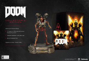 As Low As $37.81 Doom: Collector's Edition (PS4, Xbox One or PC)
