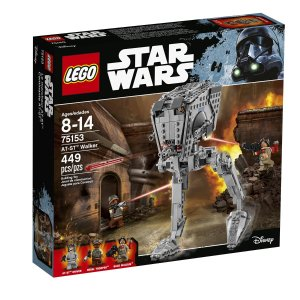 LEGO STAR WARS AT-ST Walker 75153 (449 pcs)