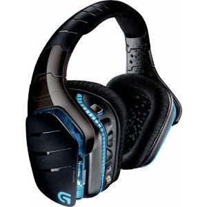 Logitech G933 Artemis Spectrum Gaming Headset Black 981-000585 - Best Buy