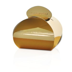 Ghirardelli Gold Origami Favor Box - Wedding Favors - Party Favors