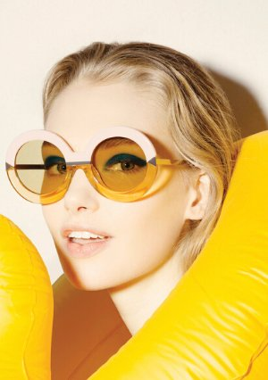 $109.97 KAREN WALKER 'Hollywood Pool - Arrowed by Karen @ Nordstrom