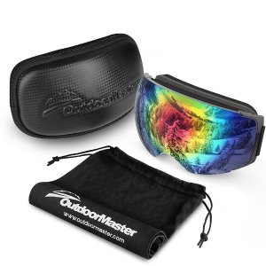 $28.15 OutdoorMaster Ski Goggles PRO