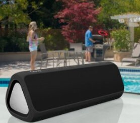 Cambridge SoundWorks OontZ Angle 3XL The Powerful Portable Wireless Bluetooth Speaker  Louder Volume 20 Watts+ Water Resistant