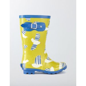 Printed Wellies 54054 Boots at Boden