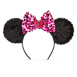 Minnie Mouse Ear Headband for Kids - Pink | Disney Store