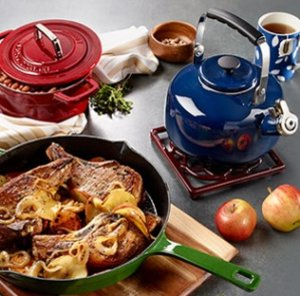 Start! 70% Off Martha Stewart Collection Collectors Enameled Cast Iron