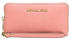 From $56.7 MICHAEL Michael Kors Jet Set Travel Wallets on Sale @ macys.com