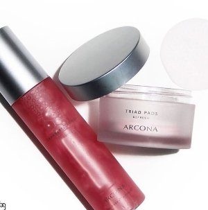 20% Off $60 + Free Gift w/$60 ARCONA Purchase @ B-Glowing