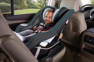 Graco Size4Me 65 Convertible Featuring Rapid Remove Car Seat, Finch