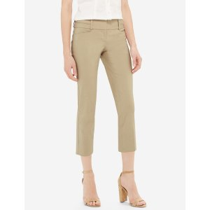 Exact Stretch Cropped Pants