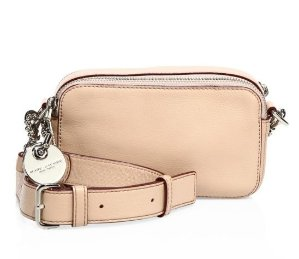 Marc Jacobs Recruit Leather Camera Bag