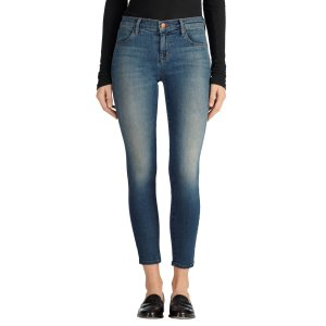 835 Mid-Rise Capri in Scout | Cropped Jeans | J Brand