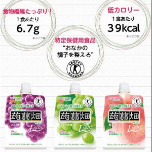 Mannan life konnyaku konnyaku jelly, Multiple flavors
